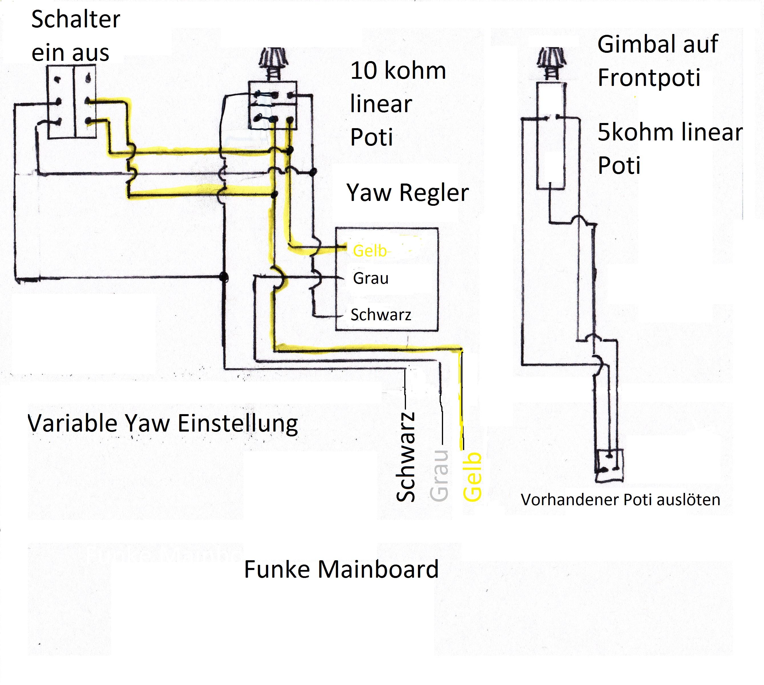 Phantom 2 Funke umgebaut - KOPTERFORUM . AT