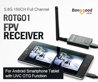 Eachine ROTG01 - Smartphone / PC FPV Empfänger - KOPTERFORUM   AT