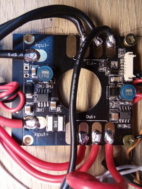 Pixhawk und 120A Powermodul PM04 V1.0 - KOPTERFORUM . AT