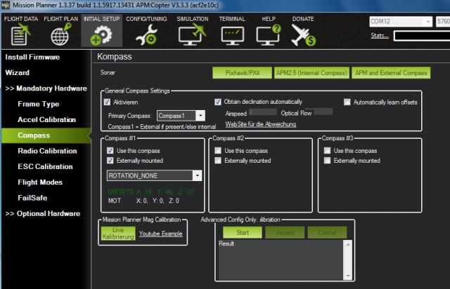 Pixhawk 2.4.8 anschließen für Anfänger - KOPTERFORUM . AT