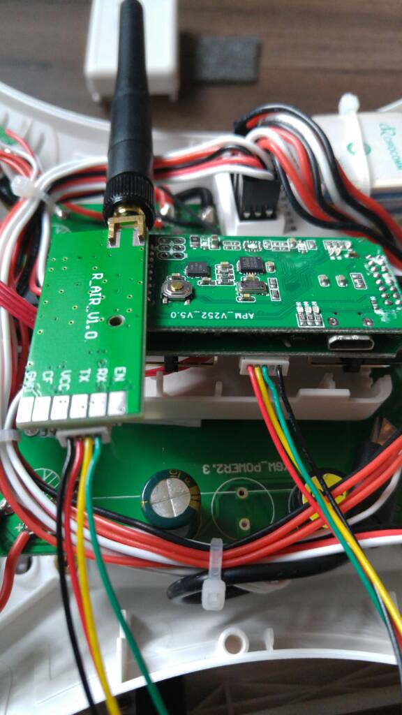 CX-20 Telemetrie Verkabelung - KOPTERFORUM . AT
